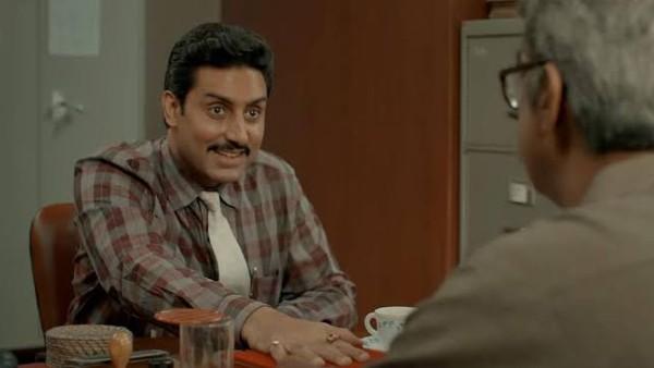 The Big Bull Movie Review: Abhishek Bachchan's Earnest Bull Run Saves The Film From Crashing Down