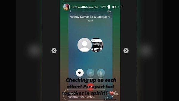 Nushrratt-Bharuccha-Post