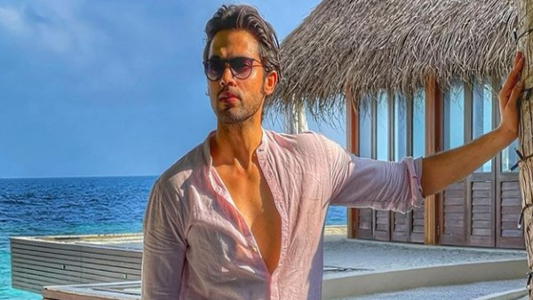 Parth Samthaan Treats Fans With His Sunkissed Beach Picture With A Message Amid COVID-19 Crisis