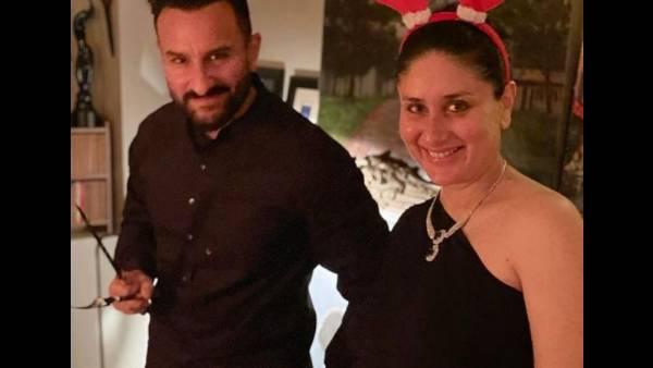Kareena Kapoor Khan Shares Mumbai Police's Quirky Awareness Post Using Her And Husband Saif Ali Khan's Name!