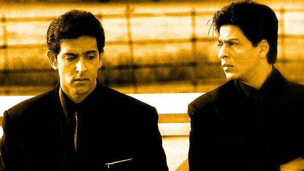 'Hrithik Roshan Is A Student Compared To Shah Rukh Khan'; When Karan Johar Reacted To Their Alleged Cold War