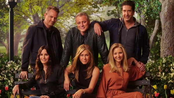 Friends: The Reunion: This Is How Much The Cast Charged For The Episode!