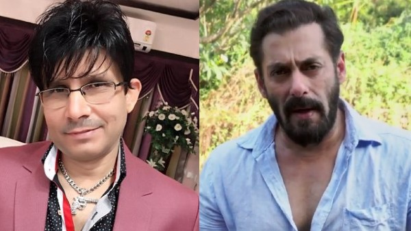 KRK Says He Will Review Every Salman Khan Film & Song Even If He Requests Or Touches His Feet!