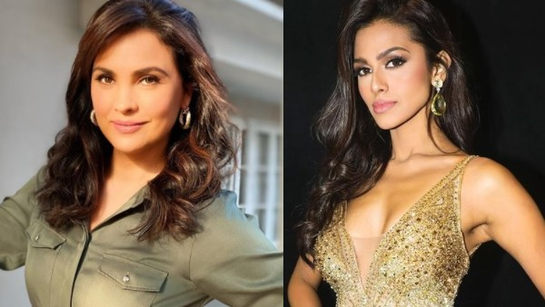 Lara Dutta Gave Adline Castelino This Advice Before The Latter Left For Miss Universe Pageant