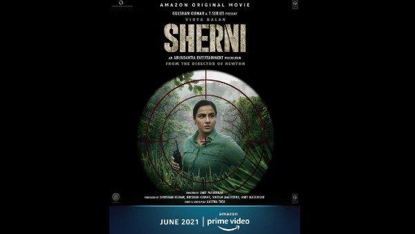 Vidya Balan's Sherni To Premiere On Amazon Prime In June 2021