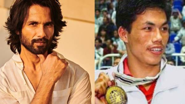 Shahid Kapoor Pays Tribute To The Late Gold Medallist Boxer Dingko Singh