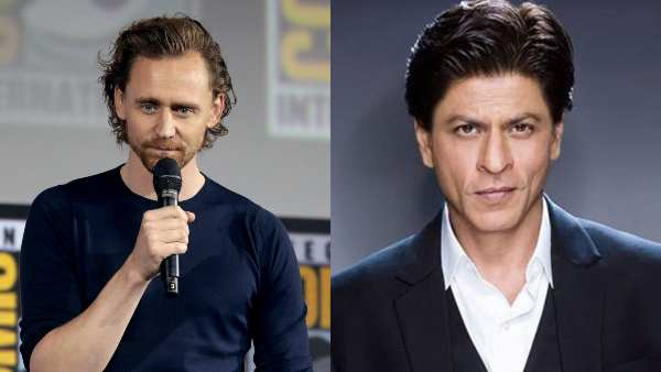 Tom Hiddleston Says He Thinks Of Shah Rukh Khan When Asked About India & Bollywood
