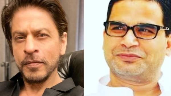 Shah Rukh Khan's Next Project To Revolve Around Political Strategist Prashant Kishore's Life?