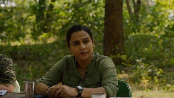 Vidya Balan: I Believe Every Woman Is Sherni;  You Don't Need To Roar To Be A Tigress