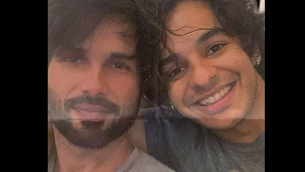 Shahid Kapoor Shares Lovely Post For Brother Ishaan Khatter, Latter Has A Hilarious Reaction To It