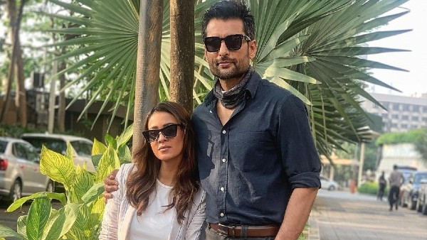 Indraneil Sengupta Quashes Reports Of Trouble In Marriage; Says 'Barkha And I Are Doing Absolutely Fine'