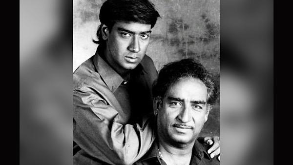 अजय देवगन ने पिता वीरू देवगन को उनकी जयंती पर दी श्रद्धांजलि: कहा 'आई मिस यू एवरीडे'