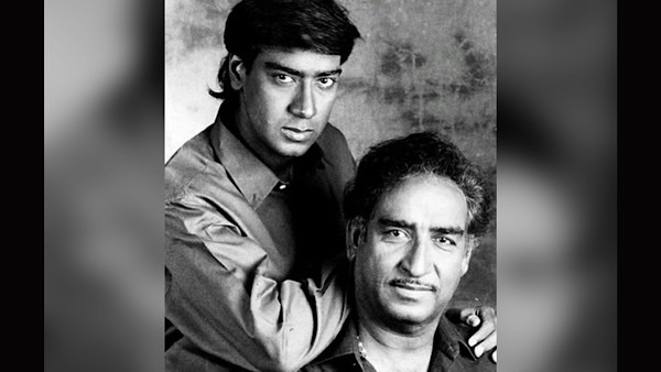 Ajay Devgn Pays Tribute To Father Veeru Devgan On His Birth Anniversary: Says 'I Miss You Everyday'