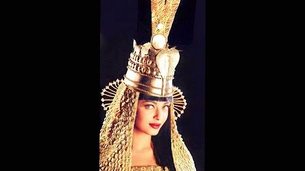 Aishwarya As Cleopatra