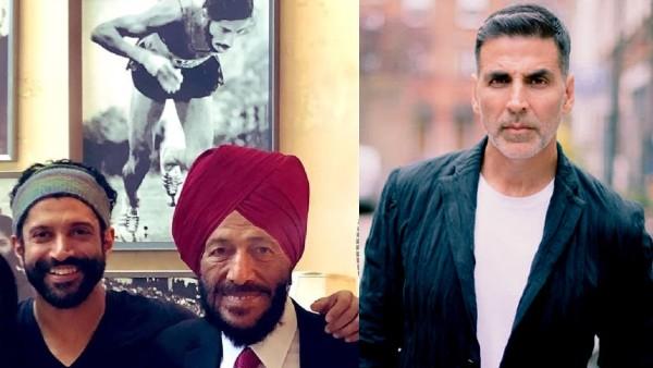 RIP Milkha Singh Farhan Akhtar Akshay Kumar And Other Celebs Mourn Legendary Sprinter's Demise latest bollywood news