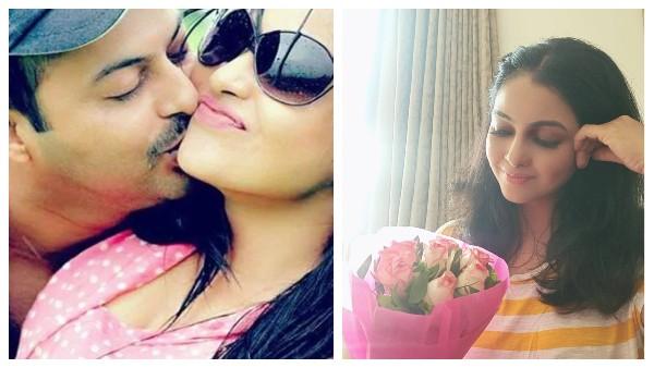 <strong>Bhabiji Ghar Par Hai Actress Shubhangi Atre Pens A Sweet Note For Husband Peeyush On Their Wedding Anniversary</strong>