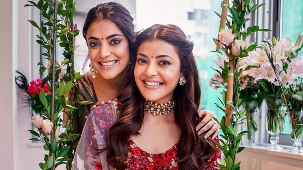 Nisha Aggarwal Has A Selfish Birthday Wish For Sister Kajal Aggarwal
