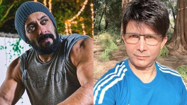 KRK Takes A Dig At Salman Khan latest bollywood news