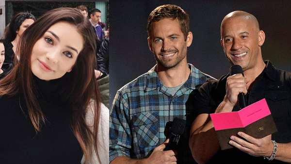 Fast And Furious 9 Vin Diesel Hints At Paul Walker's Daughter Meadow Appearing In The Franchise hollywood news