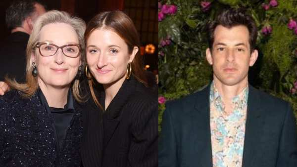 Meryl Streep's Daughter Grace Gummer Is Engaged To Mark Ronson