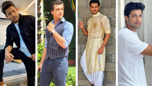 Sidharth Shukla, Parth Samthaan To Mohsin Khan & Neil Bhatt, Here Are 20 Most Desirable Men On TV
