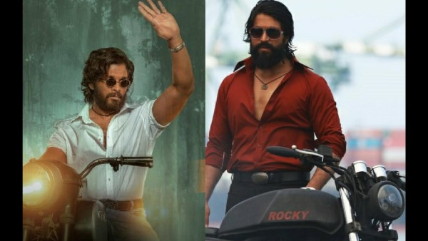 Uppena Director Compares Allu Arjun Starrer To Yash's Blockbuster Film!