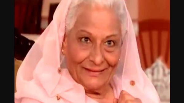Nia Sharma's Ek Hazaaron Mein Meri Behna Hai Co-Star Tarla Joshi Passes Away; Actress Says 'RIP Badi Beeji'