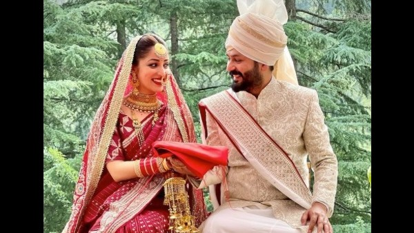 Yami Gautam Ties The Knot With Uri Director Aditya Dhar; Shares A Dreamy Picture From Their Wedding