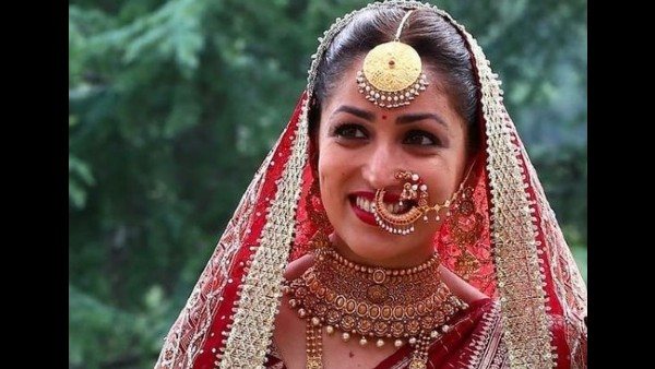 Yami Gautam For Happy Bride In New Pictures From Her Wedding With Aditya Dhar