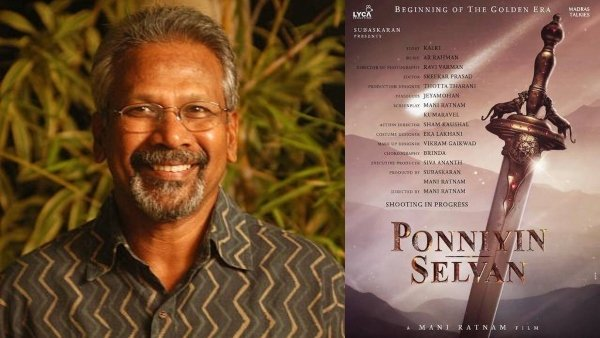 Ponniyin Selvan: Mani Ratnam Resumes The Shooting Of His Ambitious Project