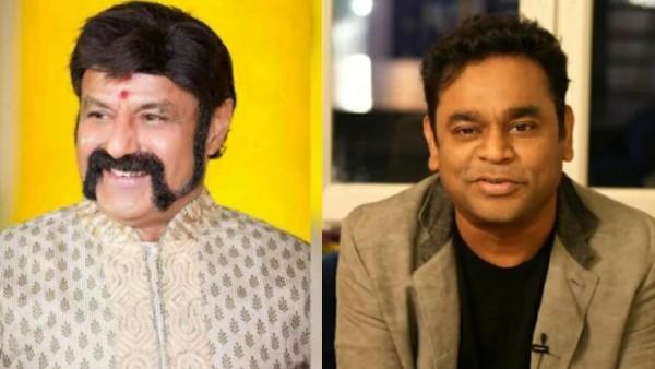 Fans roast Nandamuri Balakrishna for not knowing AR Rahman. Watch the viral video