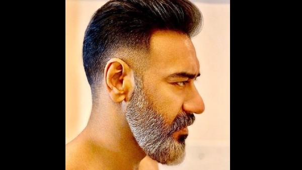 नमक और काली मिर्च की दाढ़ी के साथ अजय देवगन का नया लुक अभिषेक बच्चन, कार्तिक आर्यन को प्रभावित करता है