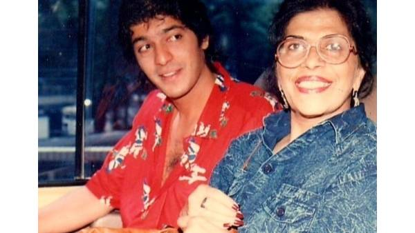 Chunky Panday Recalls Happy Memories With His Late Mother Snehlata Panday