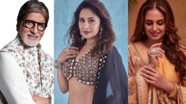 Amitabh Bachchan Madhuri Dixit Huma Qureshi & Other Celebs Wish Fans On Eid Ul Adha 2021 latest bollywood news