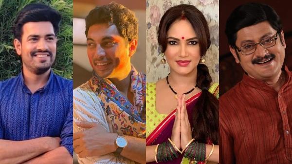 गुरु पूर्णिमा 2021: रोहिताश्व गौर, कामना पाठक और अन्य &टीवी कलाकारों ने अपने गुरुओं की सराहना की