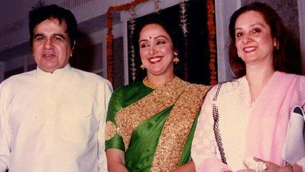 Hema Malini Was An Admirer Of Dilip Kumar; Says 'I Liked Dilip Kumar-Vyjayanthimala Jodi A Lot'