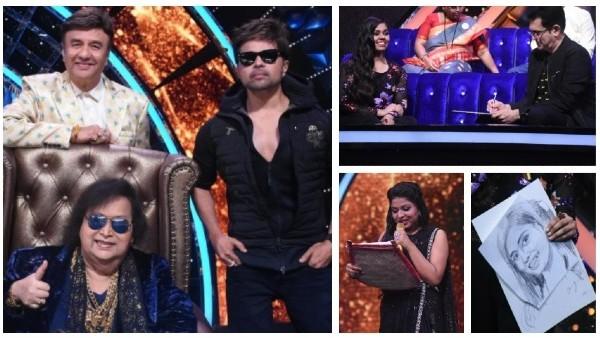 Indian Idol 12: Bappi Da Surprises Arunita Kanjilal With 2 Gifts