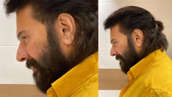 Mammootty Reveals His New Look Hints That Something Is Cooking latest news of malayalam