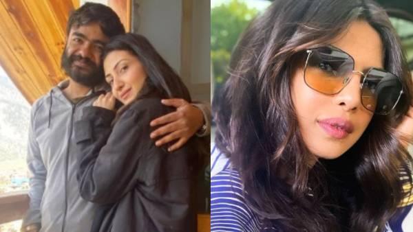 Priyanka Chopra Reacts To Brother Siddharth Chopra's Mushy Pics With Rumoured Ladylove Neelam Upadhyaya