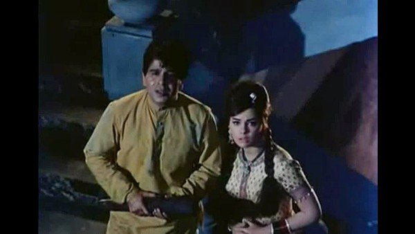 Mumtaz Recalls Shooting A Scene With Dilip Kumar For Ram Shyam: I Was Shivering While Hitting Him