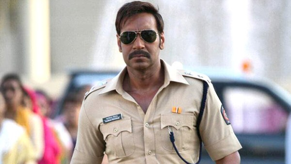 Ajay Devgn Celebrates 10 Years Of Singham Dedicates It To Frontline Workers bollywood news