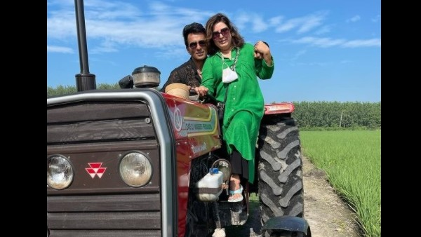 Sonu Sood On Reprising Altaf Raja's Tum To Thehre Pardesi With Farah Khan: It's Just A Fun Project