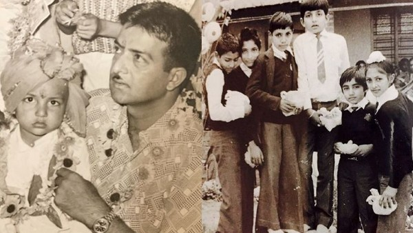 Happy Birthday Sonu Sood: His Rare Childhood Pictures Which Make For A Perfect Trip Back In Time!
