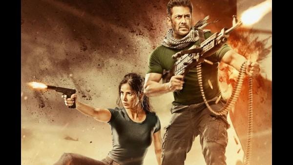 Salman Khan & Katrina Kaif Resume Shoot To Film Breathtaking Action Sequences