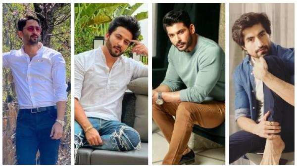 शहीर शेख, हर्षद चोपड़ा से सिद्धार्थ शुक्ला- 2021 की पहली छमाही में सुर्खियां बटोरने वाले अभिनेता