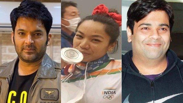 टोक्यो ओलंपिक 2020: कपिल शर्मा से कीकू शारदा, टीवी सेलेब्स ने मीराबाई चानू को सिल्वर मेडल जीतने पर दी बधाई