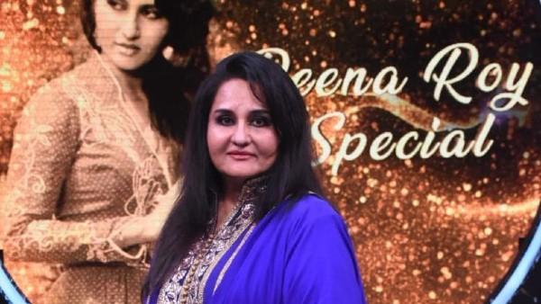 इंडियन आइडल 12 में विशेष अतिथि के रूप में नजर आएंगी रीना रॉय;  कंटेस्टेंट अरुणिता की आवाज के साथ एक्ट्रेस लिप सिंक