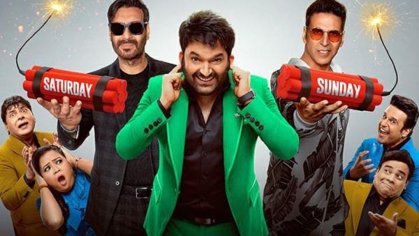 द कपिल शर्मा शो इज बैक: पहले एपिसोड पर दर्शकों ने की जमकर तारीफ