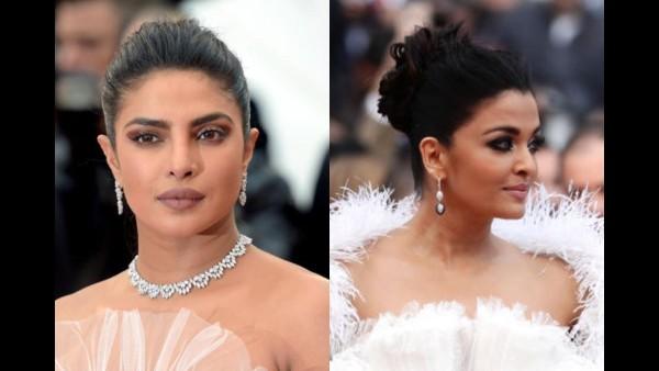 Priyanka On Rumours Of Making Aishwarya 'Insecure'