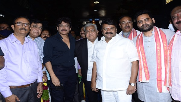 Nagarjuna To Start Second Schedule Of Praveen Sattaru's Film On August 4 In Hyderabad